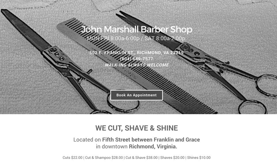 JohnMarshallBarberShop