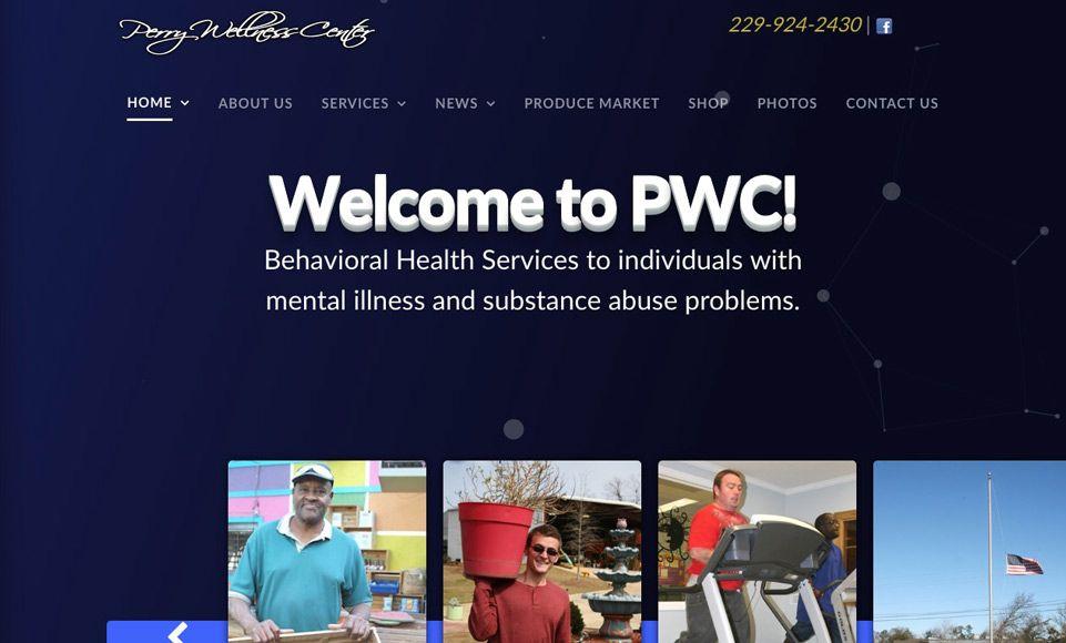 Perry Wellness Center AmericusGA